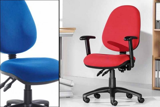 Vantage 100 2 Lever Chair Stationery Manchester Office Supplies
